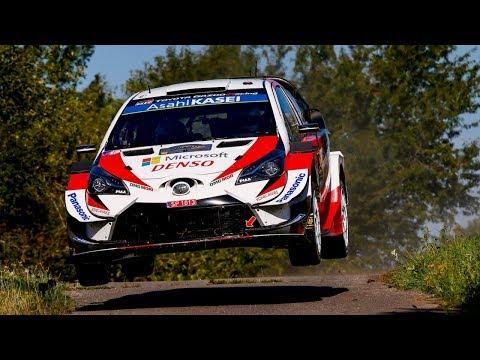 Triplete de Toyota en el Rally de Alemania - WRC