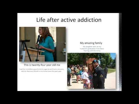 """The Power of Youth Development and Recovery Supports: A """"Girls Matter!"""" Webinar"""