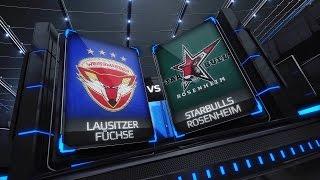 Video DEL2 Highlights 6. Spieltag   Lausitzer Füchse vs. Starbulls Rosenheim download MP3, 3GP, MP4, WEBM, AVI, FLV November 2018