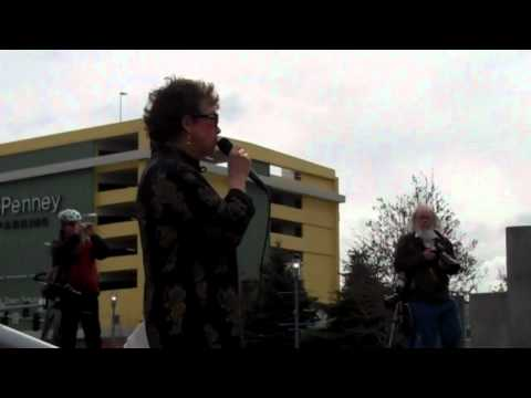 Dr Colleen Murphy Speaks About the War on Women