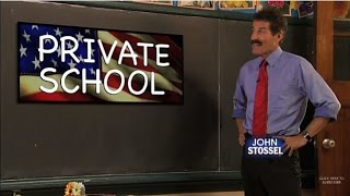 STOSSEL: Why School Choice is the Right Choice
