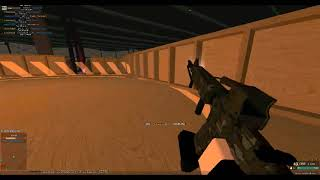 playing Phantom Forces with bad Internet (Roblox)