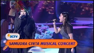 Download Melly Goeslaw Feat Ziva Magnolya - Cinta | Samudra Cinta Musical Concert
