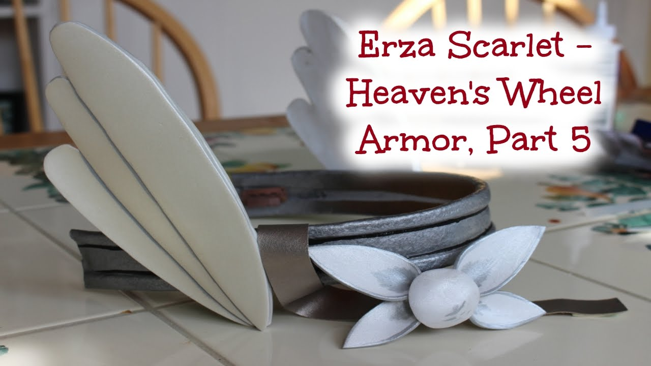 Erza Scarlet Heaven S Wheel Armor Cosplay Part 5 Youtube