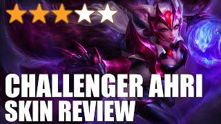 Challenger Ahri Skin Review - League of Legends