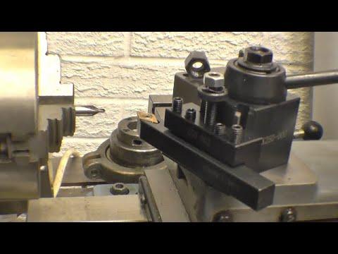 Banggood Quick Change Tool Post Review (Myford Lathe)