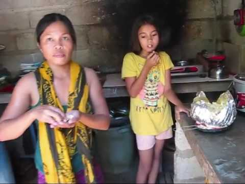 Working Hard So They Need A Great Snack A BlindOwl Outdoors Expat Philippines Foreigner Lifestyles V