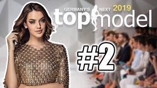 Germanys Next Topmodel 2019 FOLGE 2: STREIT wegen ENISA!