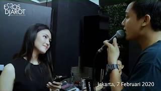 Gilang dan Deanda berlatih bawakan Sayang karya Erros Djarot untuk Live Streaming Concert S1E2