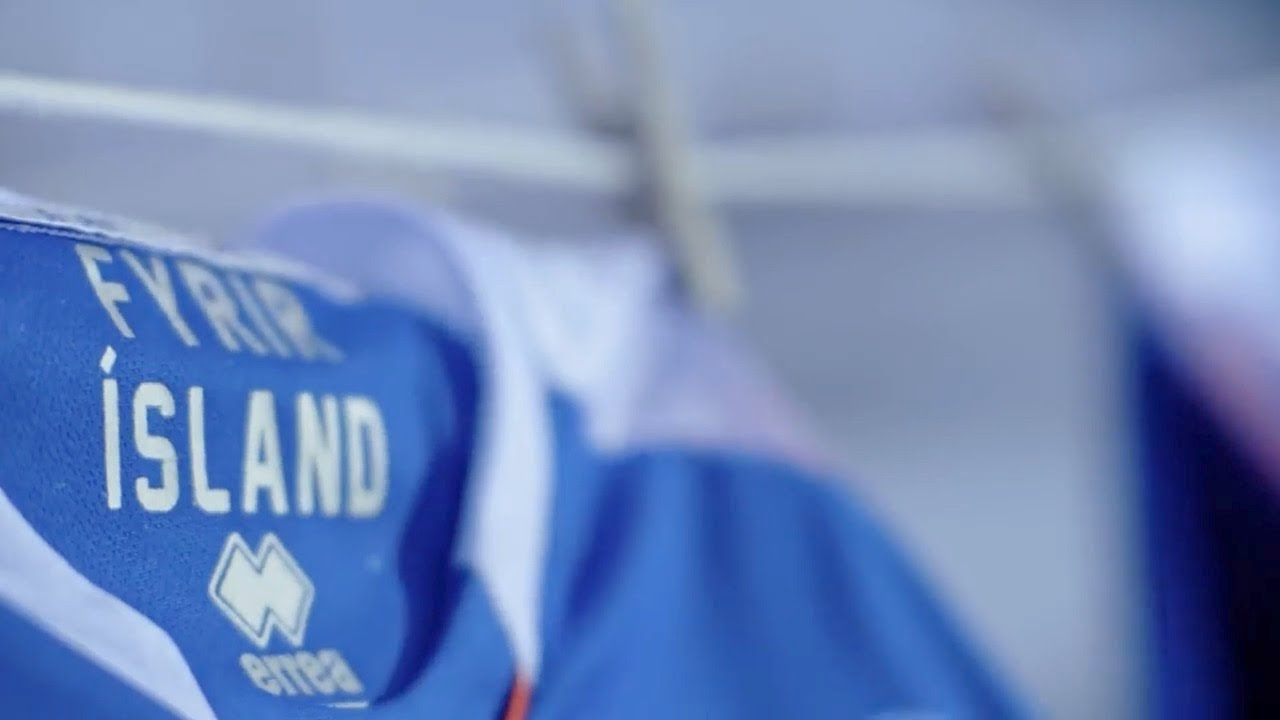 check out 30dc7 ee622 Iceland World Cup 2018 Kit Revealed In A Special Advertisement