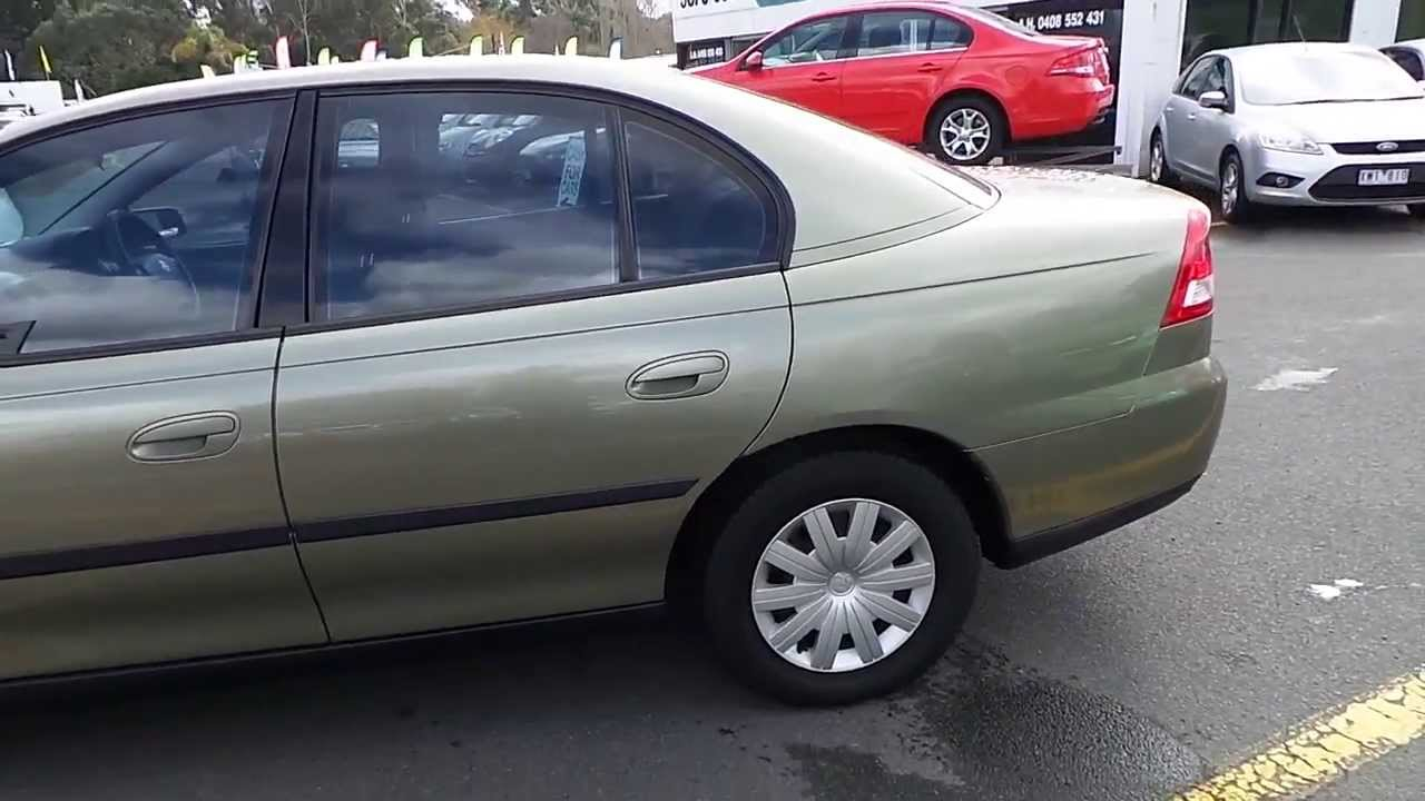 Used 2002 holden commodore executive vy for sale car city used 2002 holden commodore executive vy for sale car city ringwood victoria vanachro Gallery