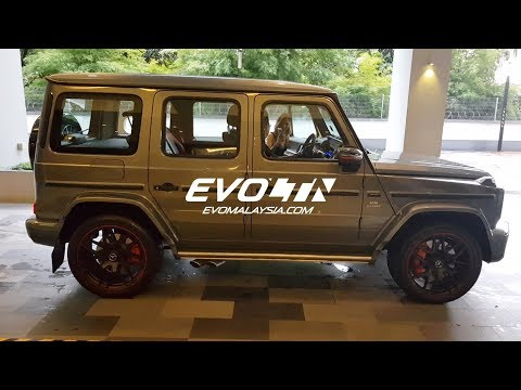 BG Ep15: 2019 Mercedes-AMG G63 With Zerotohundred.com's Professional Racing Couple | Evomalaysia.com