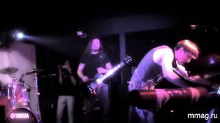 mmag.ru: MusicMagLive - Vergeltung Live! Black Room Fest 6 - инструменты Clavia в действии