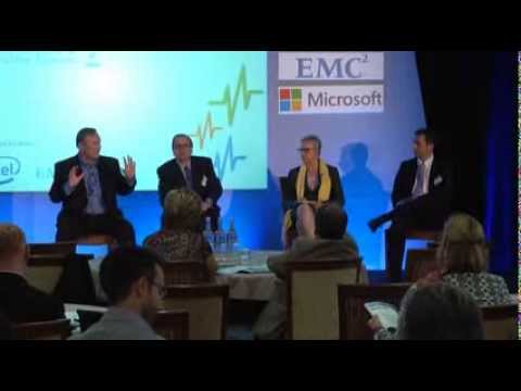IDC's Healthcare Summit 2013 - 4. Panel Discussion: Industrialization and Patient-centered Care...