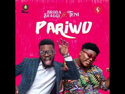 PARIWO by BRODASHAGGI  ft TENI (video full song )