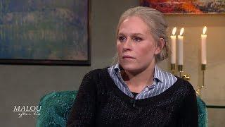 Juristen Jonna injicerade heroin i hemlighet - Malou Efter tio (TV4)