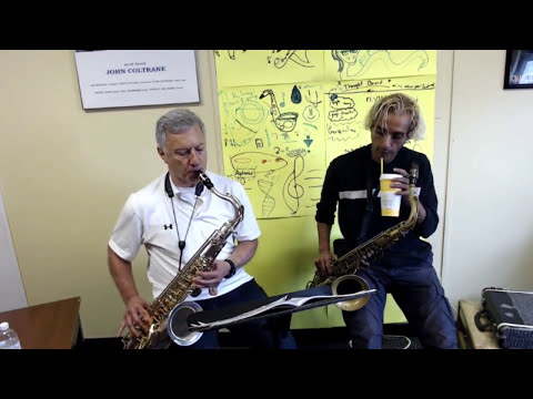 !! Livestream !! Monday Morning Jam @ Sonny's Music Studio in North Vancouver, BC