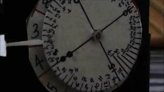 Funny One hand clock