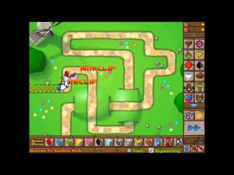 Bloons Tower Defense 5: Asset Swap Fun!