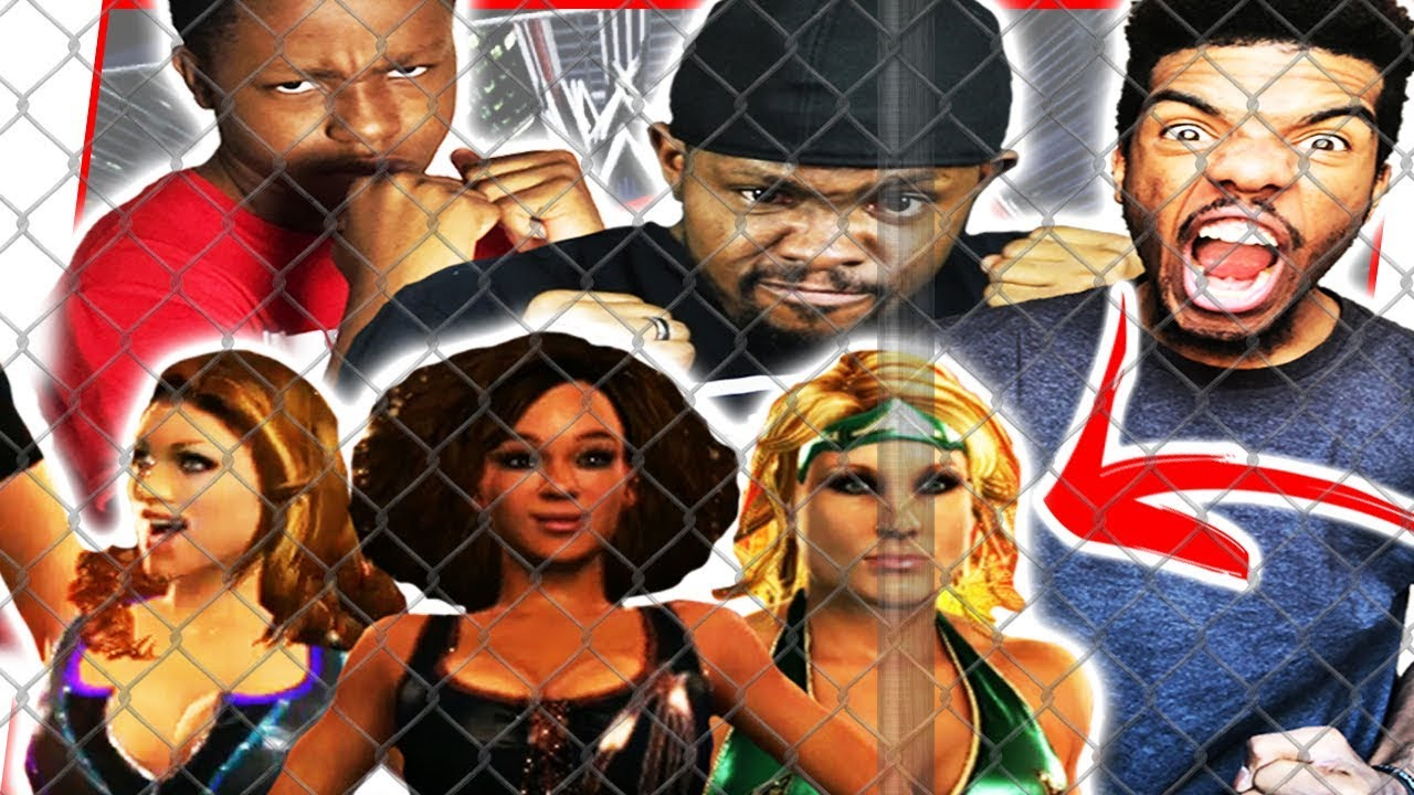 Download SWITCHING THINGS UP! DIVAS GOING AT IT IN A CAGE! - WWE SMACKDOWN VS RAW 2011 | #Throwback Thursday