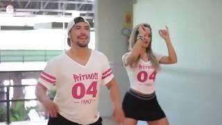 Bumbum Granada - MCs Zaac & Jerry / 4RITMOS (Coreografia)