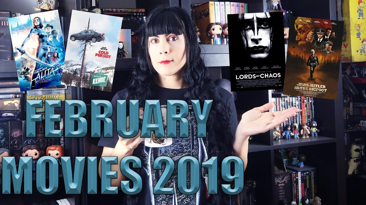 UPCOMING MOVIE RELEASES ++ FEBRUARY 2019