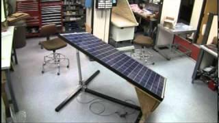 SOLAR (SUN) TRACKER - 2 Axis, Single Panel Device