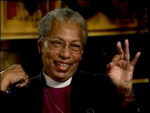 Barbara Harris: Taking the Leap of Faith / Preparing for Ordination
