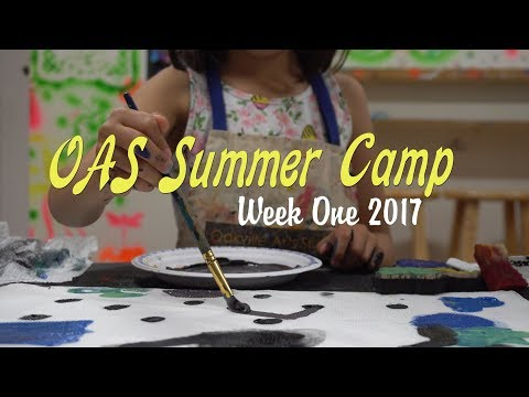 OAS Summer Camp Week 1- Italian Masters