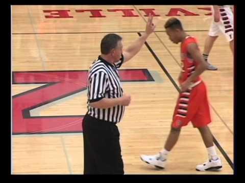 High School Boys Basketball Yorkville, IL vs Oswego, IL 2016
