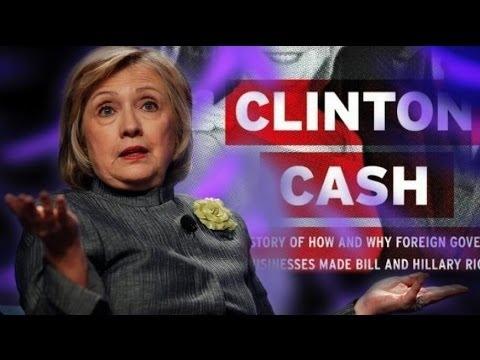 CLINTON CASH BBC Documentary 2016