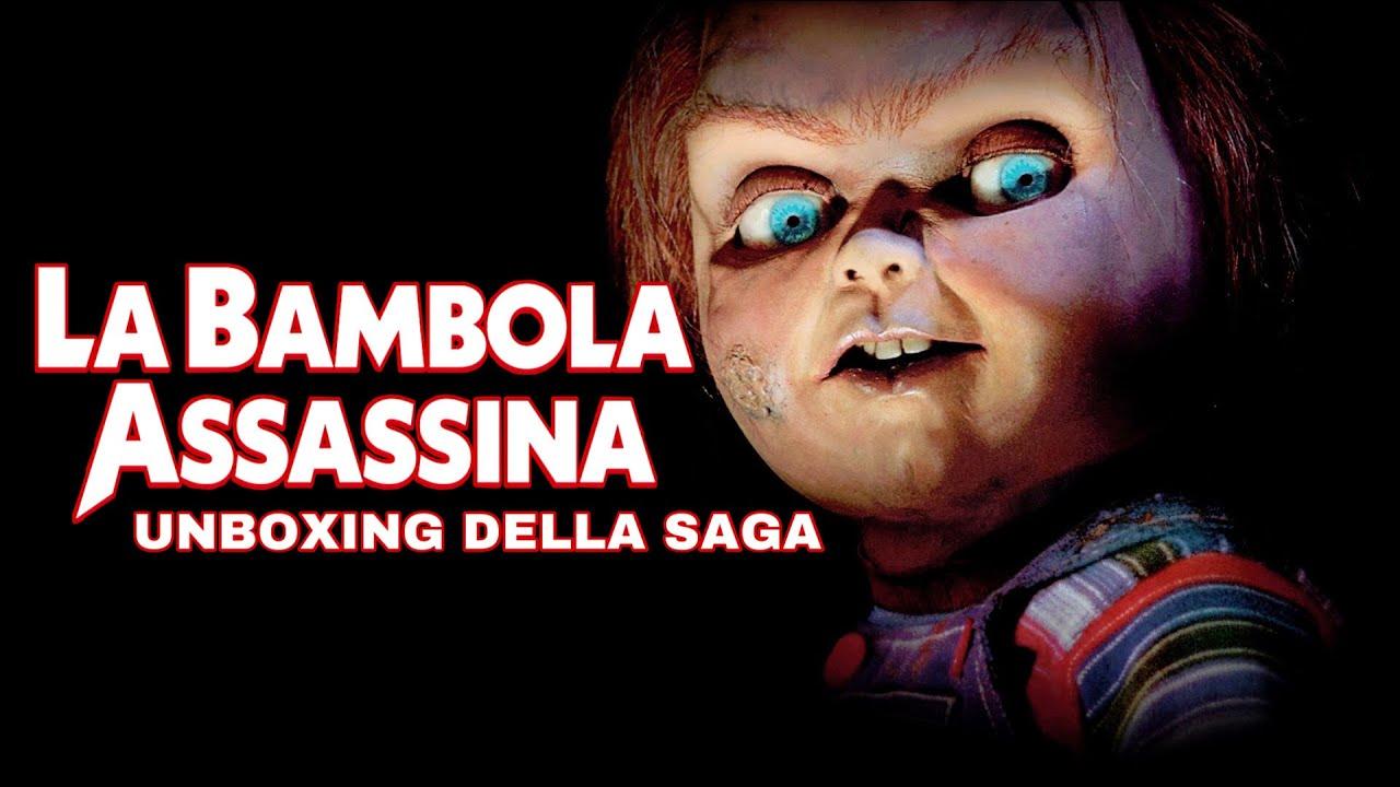 Download La saga de LA BAMBOLA ASSASSINA (Unboxing DVD e Blu-Ray)
