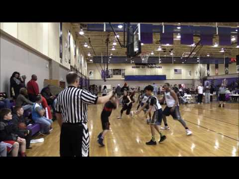 Real Run OC Basketball Real Run 2022vs VegasElite