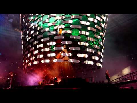 U2 Stade de France - The Unforgettable Fire au Stade de France 10 juillet 2009