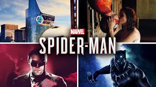 Marvel's Spider-Man PS4 - Best Easter Eggs, Secrets, and References
