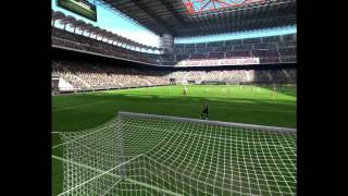 Fifa 2011 - Clarence Seedorf superb goal