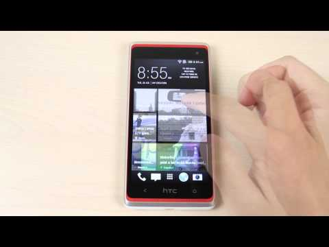 Special feature of HTC Desire 600 dual sim: BlinkFeed