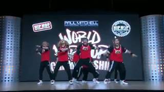 2018  World Hip Hop Dance Championship Finals - JB Star Varsity (Japan)