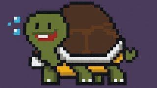 Minecraft: ACHEI QUE A PIXEL ART IA FICAR FEIA MAS FICOU LINDA! (BUILD BATTLE) thumbnail