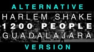Harlem Shake Ceti 1200 People (Alternative Extended Version) [Official]