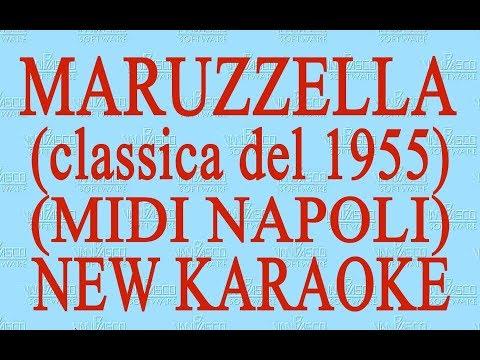Maruzzella - midi Napoli - New Karaoke