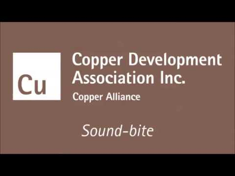 What is copper's impact on health and the environment in general?