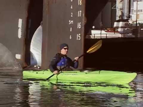 Lake Freighters & Sea Kayaks