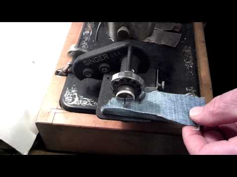 Before and After of a Singer 221 Featherweight Sewing Machine Motor Rebuild from YouTube · Duration:  2 minutes 9 seconds