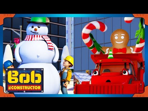 Bob the Builder | Muck the Elf ⛄ Christmas Time | Episodes Mix Season 20 | 1 Hour 🎁 Cartoon for Kids