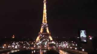 Shining at night Eiffel Tower. Сверкающая ночью Эйфелева башня(Где можно найти меня в интернете: https://vk.com/elegantchikova https://www.facebook.com/egantchikova https://twitter.com/alliancepiano ..., 2015-11-19T01:05:31.000Z)