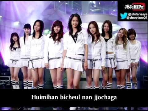 Girls' Generation - Into The New World Karaoke (Official Instrumental + Backup Vocal)