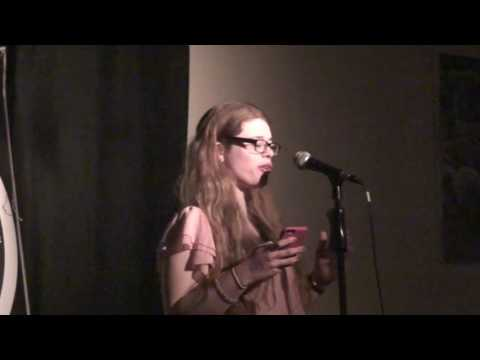 Brianna Price - A Recipe For Poetry