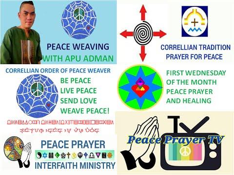 Peace Prayer and Healing Service
