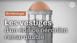 Une folie de Néron | Documentaire CNRS